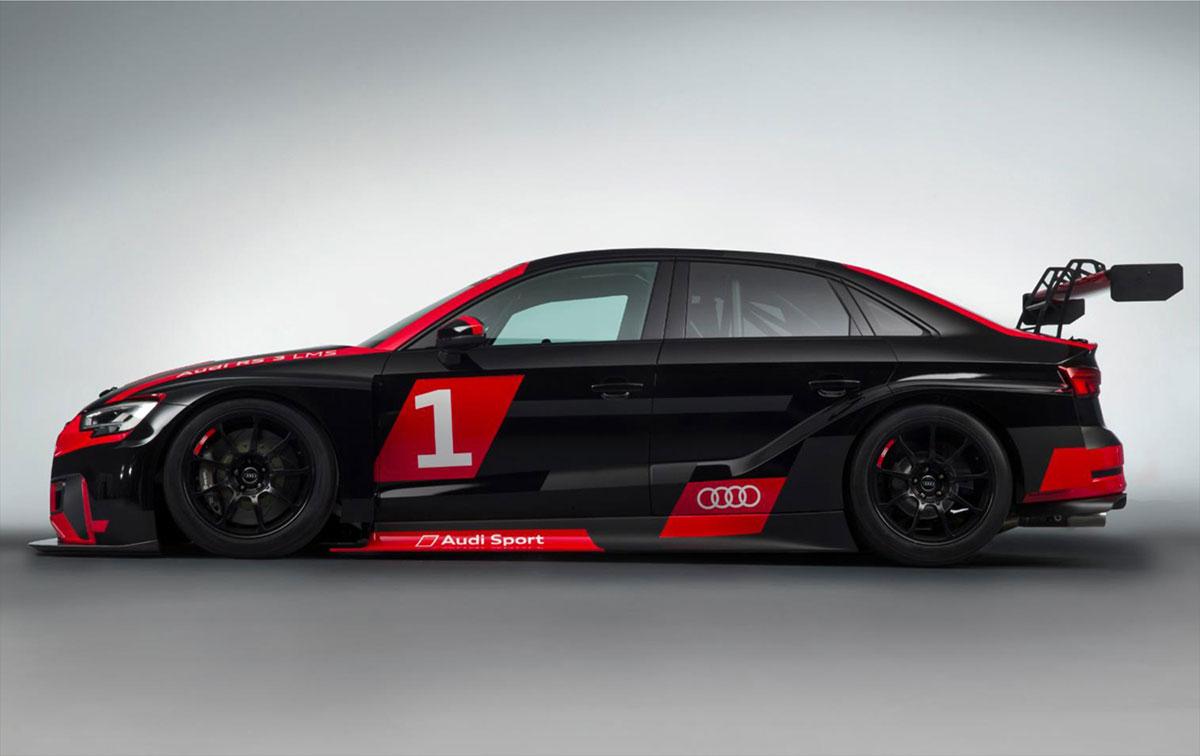 Audi RS3 LMS(TCR) | BRP